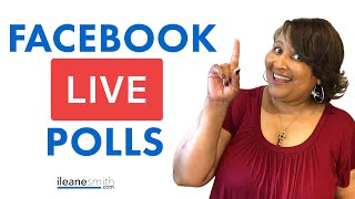How to do Polls on Facebook Live [Desktop and Mobile]