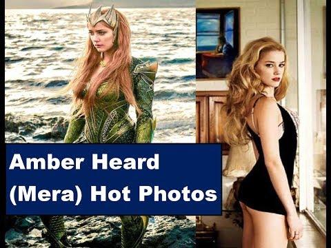 Amber Heard (Mera) Hot Photos