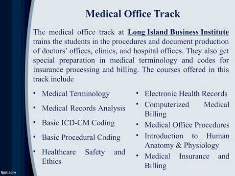 Long Island Business Institute Can Help You Become a Confident Office Professional