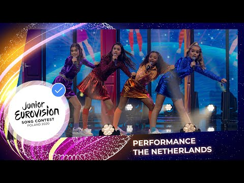 The Netherlands 🇳🇱 - UNITY - Best Friends at Junior Eurovision 2020