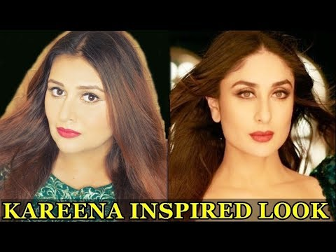 Kareena Kapoor Inspired Makeup Tutorial | Tareefan | Veere Di Wedding thumbnail