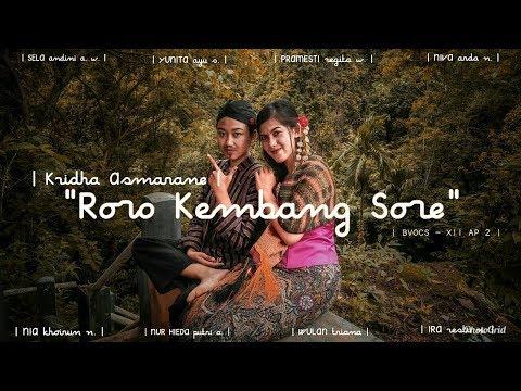 KETOPRAK JAWA | Krida Asmarane RORO KEMBANG SORE!!!  SMKN 1 BANDUNG - XII AP2