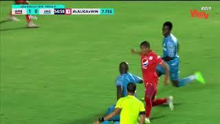 América vs. Jaguares (1-0) | Liga Aguila 2019-I | Fecha 11