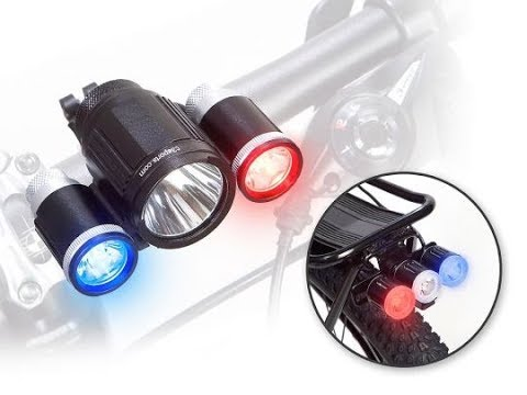 5 Must-have Bike Lights for Safety and Security