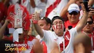 Los peruanos hicieron sacrificios para apoyar    Qué momento   Telemundo Deportes