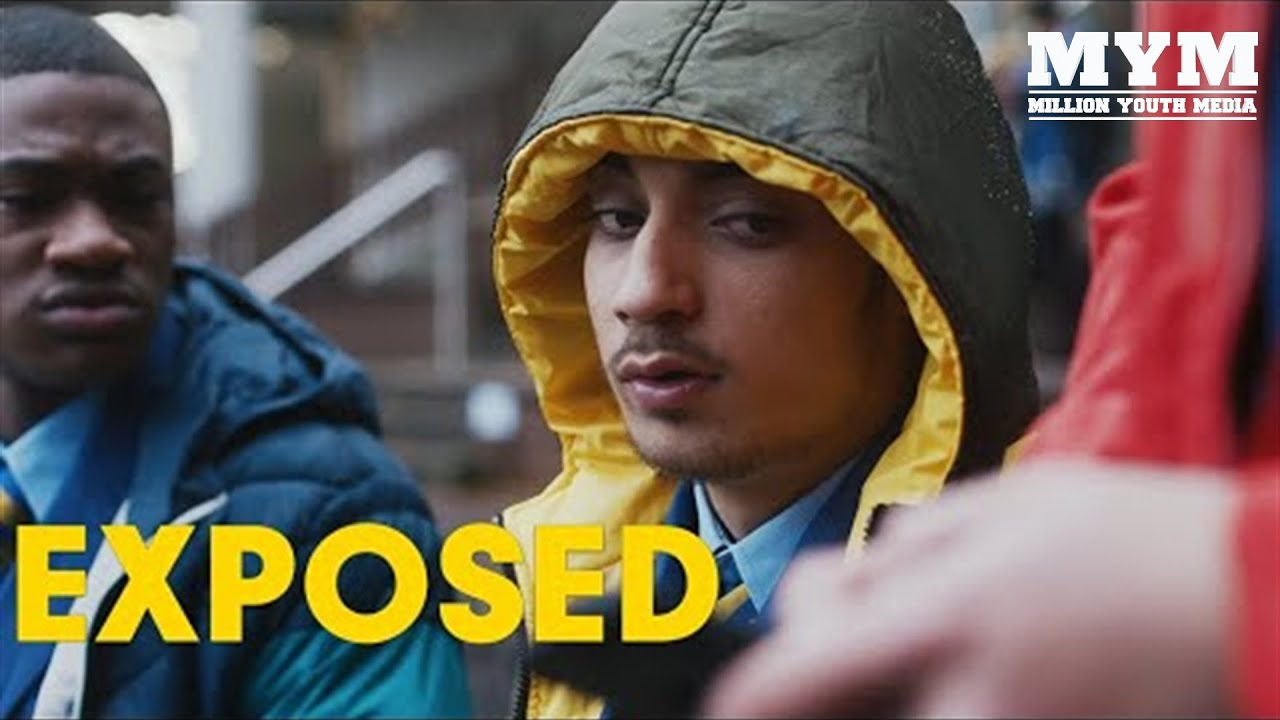 EXPOSED (2020) - Official Trailer | Drama Short Film | MYM