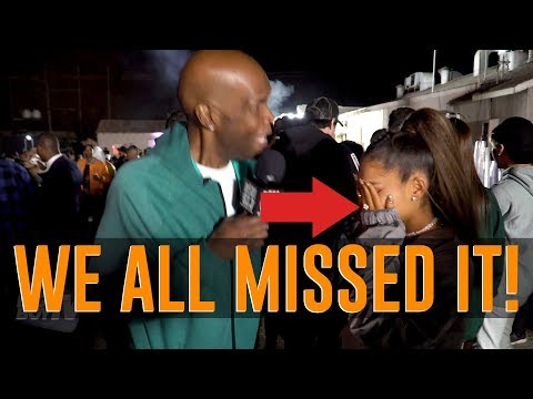 Ariana Grande Sporting Engagement Ring Before Announcement & We Missed It!