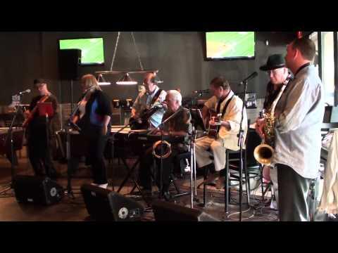 Bruce Williamson at the Silver Point Pub Saturday Jam Sept 21 2013