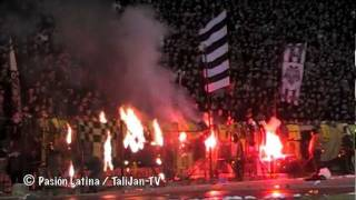 PAOK Saloniki - Aris Saloniki - 19.02.2012 - Super League Greece - Pasión Latina