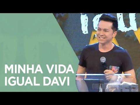 Minha Vida Igual Davi | Pr. Lucinho (12/11/2016)