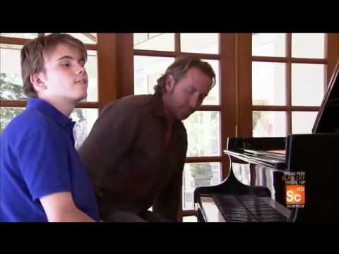 Rex Lewis-Clack Tormented by Genius AKA Ingenious Minds - e2 Full/HD