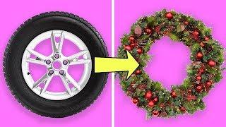 видео Идеи новогоднего декора: создаем настроение?