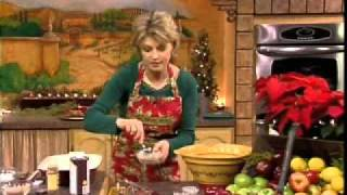 Apple Cranberry Crisp - Healthy Cooking With Cindy