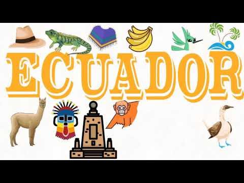 Viajemos por Ecuador