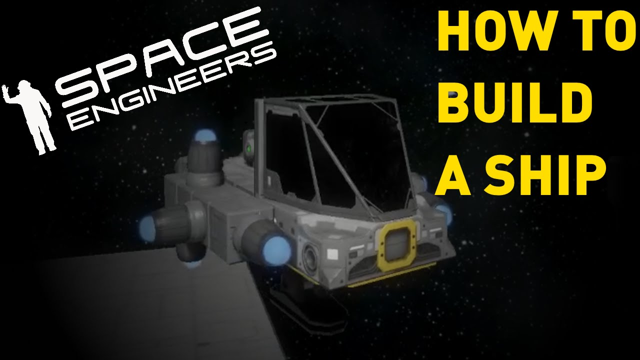 spacecraft how to build - photo #19