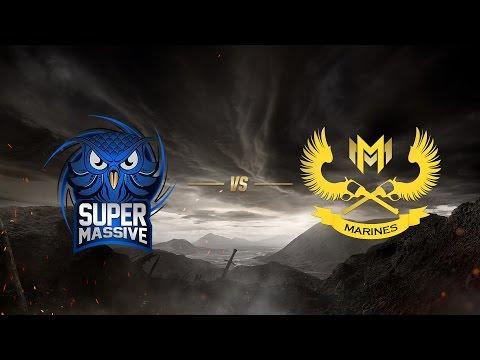 SuperMassive eSports ( SUP ) vs GIGABYTE Marines ( GAM ) 1. Maç | MSI 2017 Ön Eleme 3. Tur
