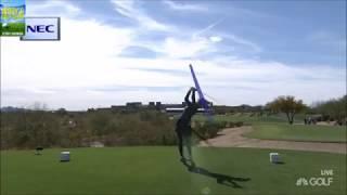 Blonde Bombshell Michelle Wie's Best Golf Shots 2018