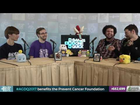 Zelda: A Link to the Past in 1:32:35 - Awesome Games Done Quick 2017 - Part 126