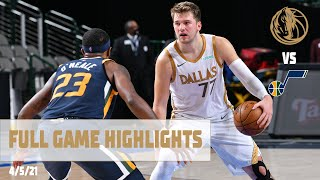 Luka Doncic (31 points) Highlights vs. Utah Jazz
