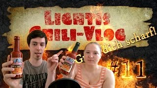 Lightis Chili-vlog #11 - Hot Mamas N°001 & 002 Ketchup