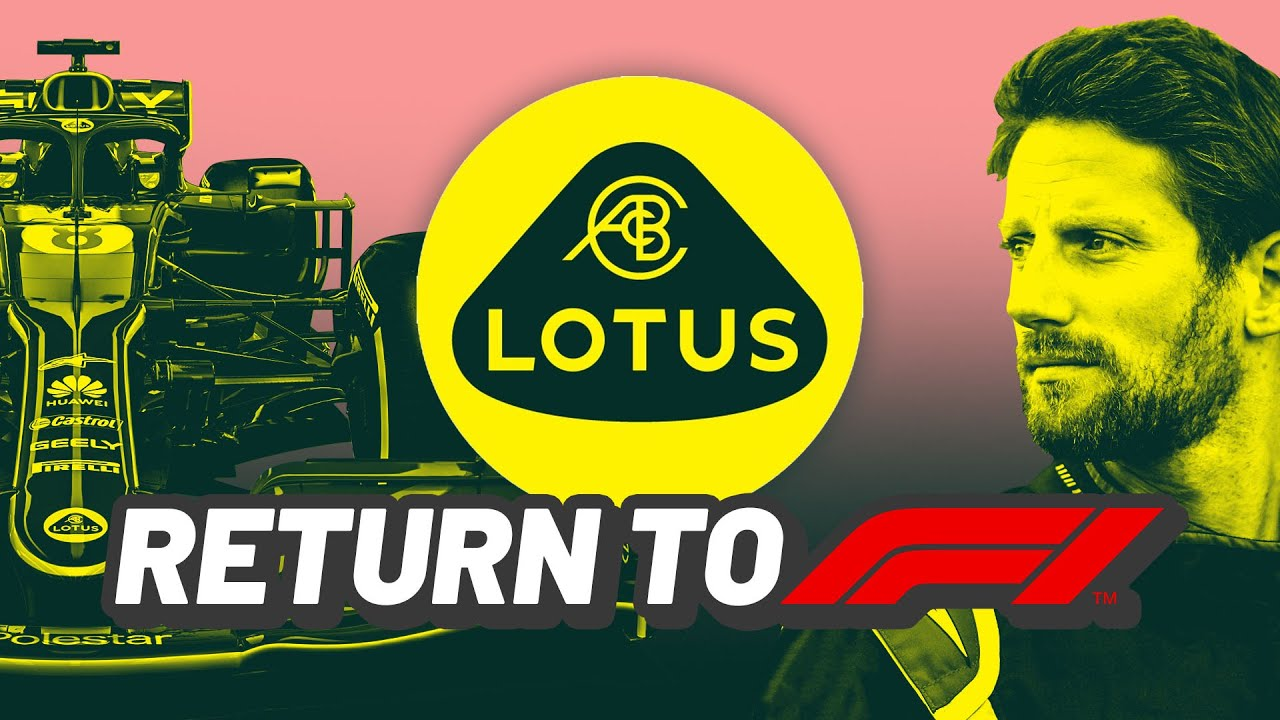 What if Lotus Returned to Formula 1?
