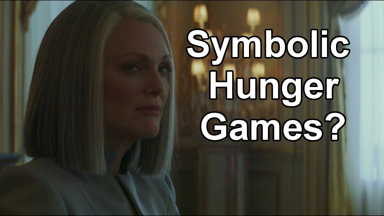 Did The Final Symbolic Hunger Games Happen Youtube