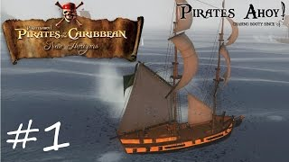 Pirates of The Carribean - New Horizons Mod #1