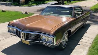 1970 Buick Electra Limited Ride and Drive