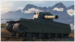 RECORD by EXPERIENCE on Type 4 Heavy • FOR WHAT? • WoT Gameplay