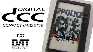 Cassettes Go Digital with DCC