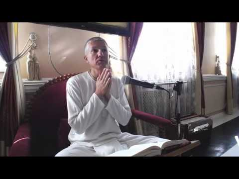 Шримад Бхагаватам 4.19.3 - Кришна Смаранам прабху