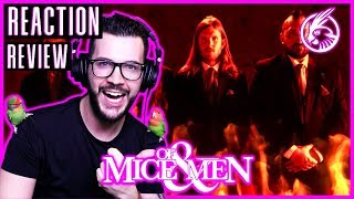 """Of Mice & Men """"How To Survive"""" - VIDEO REACTION / REVIEW"""
