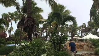 Turks and Caicos hurricane Joaquin 2015 video 2 beaches resort