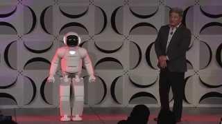ASIMO at HCASC 2015