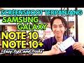 Tips Galaxy Note 10 / 10+: 2 Cara mudah Screenshot & Screenshot Panjang