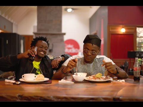 Bahati and Kiss Daniel on relationships and music