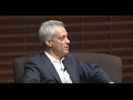 Chicago Mayor Rahm Emanuel on Policy-Making & Negotiation