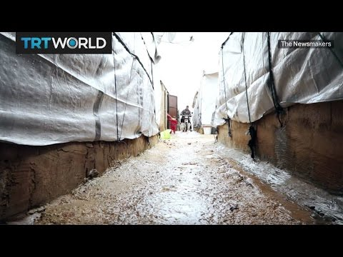 The Newsmakers: Lebanon's refugee reality