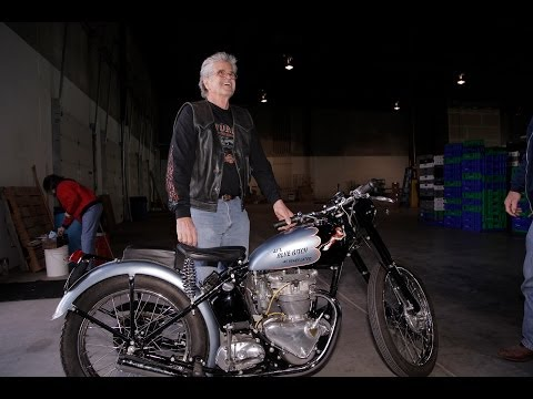 46 Years Later Omaha Man is Reunited with Stolen Motorcycle