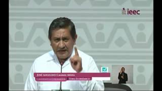 Debate de Candidatos a Gobernador Proceso Electoral 2014-2015