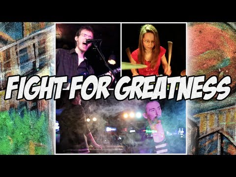 Bloom - Fight For Greatness (Rehearsal and Live Footage) - Photosynthesis
