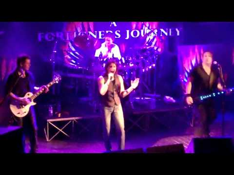 A Foreigners Journey -  I want to know what love is - @ Holmfirth Picturedrome - 12/03/2011