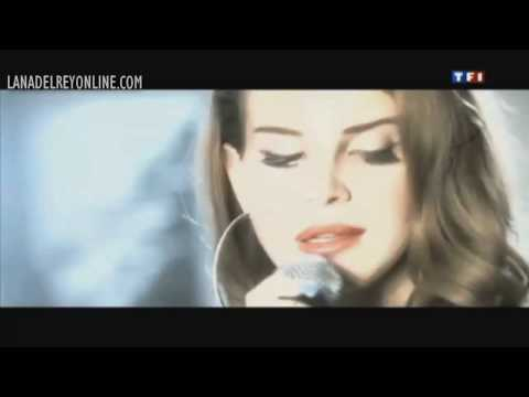 TF1 Interviews Lana Del Rey