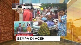 Kesaksian Warga Soal Gempa Yang Mengguncang Aceh - Live Phoner