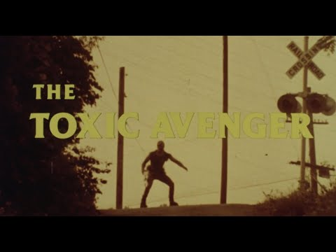 THE TOXIC AVENGER [Vintage Theatrical Trailer - AGFA]
