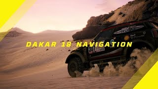 Dakar 18 - Official Navigation Tutorial Trailer