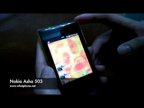 เข้าถึง Facebook และ Twitter ได้ง่ายๆด้วย Fastlane บน Nokia Asha 503
