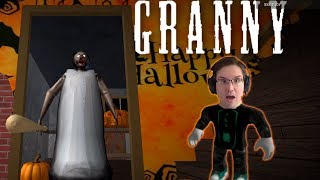 WE'LL ESCAPE GRANNYS IN ROBLOX THIS NIGHT OF HALLOWEEN WEEK? ROBLOX GRANNY ? Ak4tsuk1