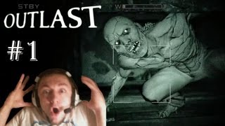 Outlast Gameplay (1) *PISSED MY PANTS* Scariest Game Ever?