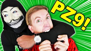 Is MELVIN BAD Again? We Trick Hackers with Daniel Drone and Give Lie Detector Test to PZ9 Lackey